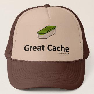 Casquette Grande cachette - Geocaching