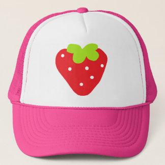 Casquette Grande fraise