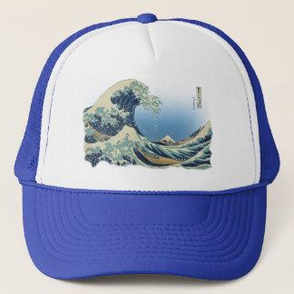 Casquette Grande vague outre de Kanagawa