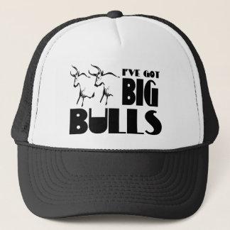 Casquette Grands taureaux - agriculteur drôle