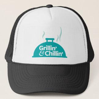 Casquette Grillin et Chillin