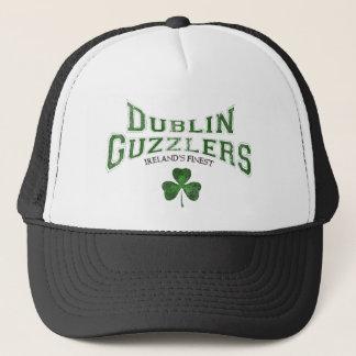 Casquette Gros buveurs de Dublin - Irlande la plus fine -