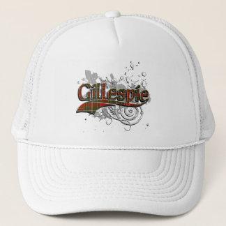Casquette Grunge de tartan de Gillespie