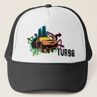 casquette grunge du coupe-circuit 9-5-aero, turbo