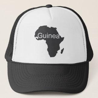 Casquette Guinée