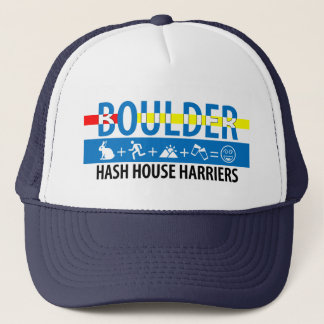 Casquette H3 de Boulder gagnant la formule