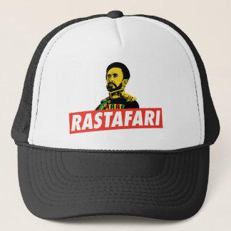 Casquette Haile eux - Jah Rastafari - reggae Cap