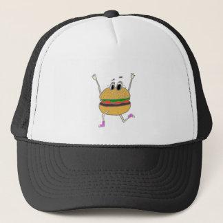 Casquette hamburger courant