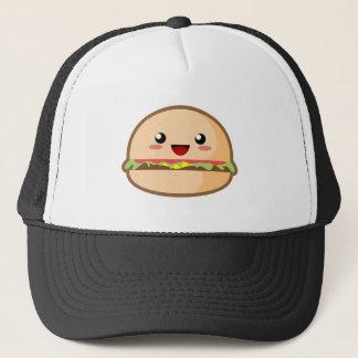 Casquette Hamburger de Kawaii