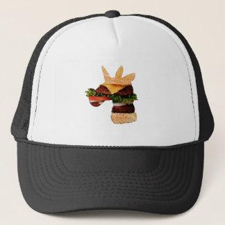 Casquette Hamburger de licorne