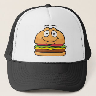 Casquette Hamburger Emoji