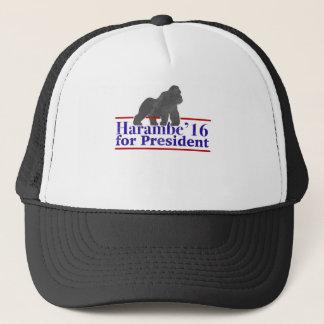 Casquette Harambe pour président 2016 Meme drôle