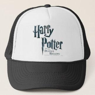 Casquette Harry Potter et le de mort sanctifie le logo 1