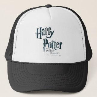 Casquette Harry Potter et le de mort sanctifie le logo 3