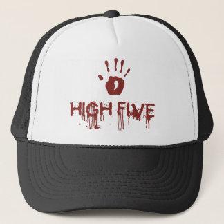 Casquette Haute sanglante cinq