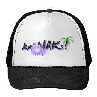 Casquette hawaïen local de style : Ka NAKs