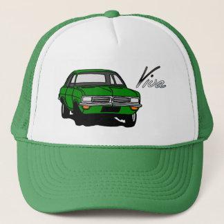 Casquette HC vert de vivats de Vauxhall