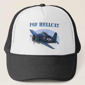 Casquette Hellcat de F6F Grumman