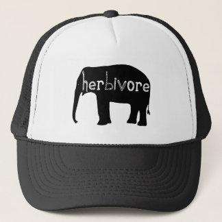 Casquette Herbivore - éléphant