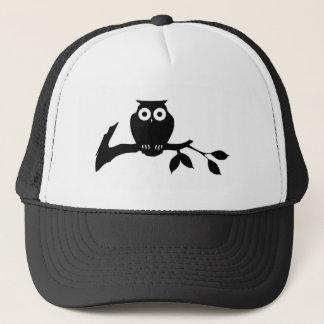 Casquette hibou