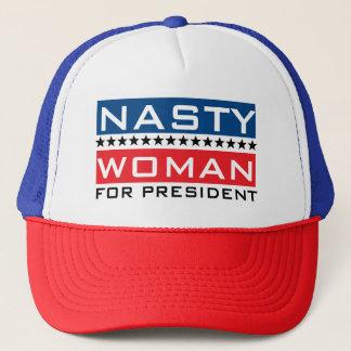 Casquette Hillary Clinton pour la femme méchante du