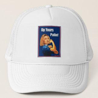 Casquette Hillary Clinton, Rosie le rivoir, vers le haut du