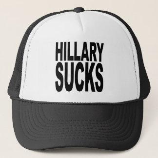 Casquette Hillary suce