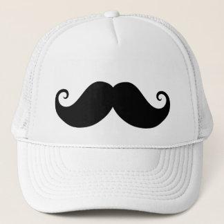 Casquette Hippie à la mode de moustache noire drôle de