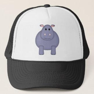 Casquette Hippopotame mignon