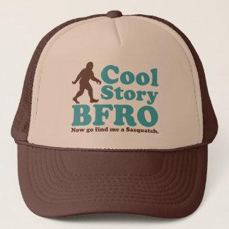 Casquette Histoire fraîche BFRO