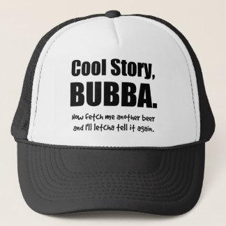 Casquette Histoire fraîche, Bubba