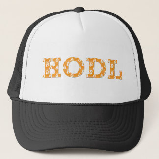 Casquette Hodl Bitcoin