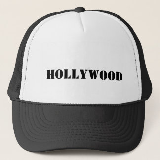 Casquette Hollywood