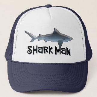 Casquette Homme de requin