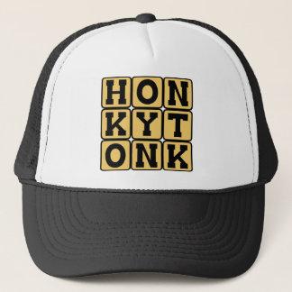 Casquette Honky Tonk, genre de musique