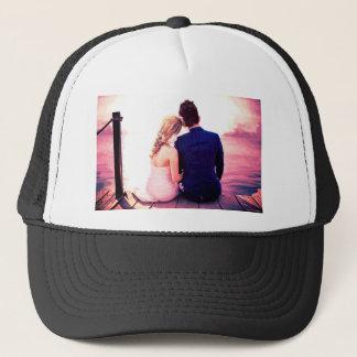 Casquette Horizon de jour du mariage