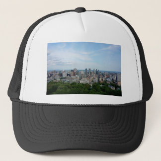 Casquette Horizon de ville de Montréal