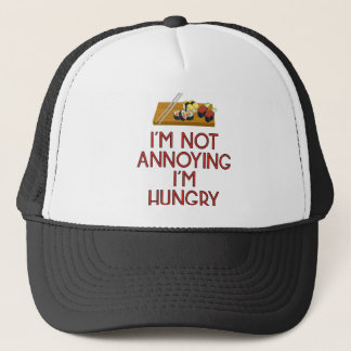 Casquette Hungry restauration rapide Burger lunch faim