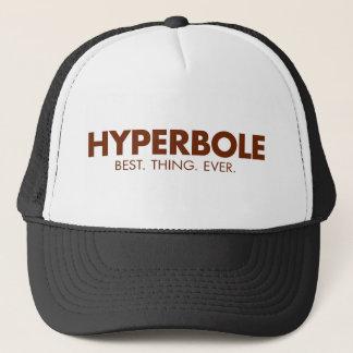 Casquette Hyperbole. La meilleure chose jamais