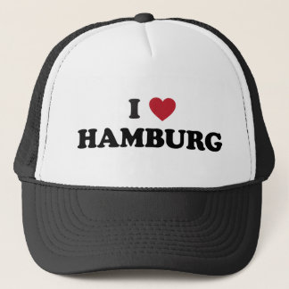 Casquette i coeur Hambourg Allemagne