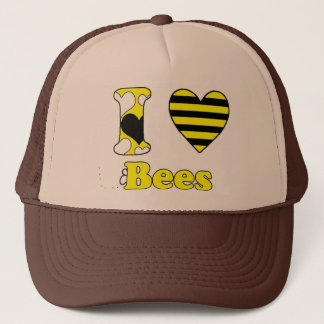 Casquette I love Bees