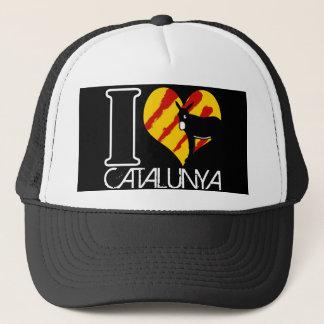 Casquette I Love Catalunya