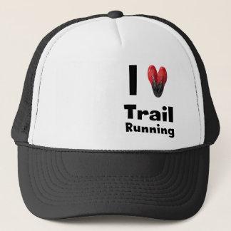 """Casquette «I love Trail Running """""""