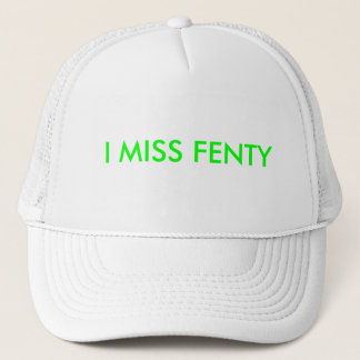 CASQUETTE I MLLE FENTY HAT