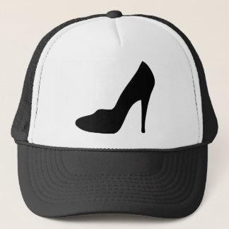 Casquette icône de chaussure gîtée par haute stylet