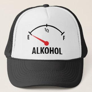 Casquette Icône de regard de côté d'Alkohol Anzeige