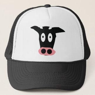 Casquette icône de vache