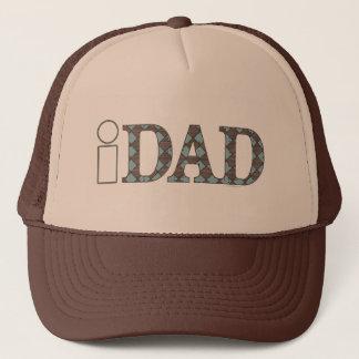 Casquette idées de cadeau de fête des pères d'iDad