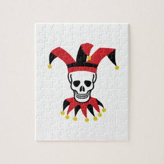 casquette idiot de la mort puzzle
