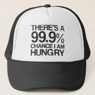 Casquette Il y a une occasion 99,9% que j'ai faim